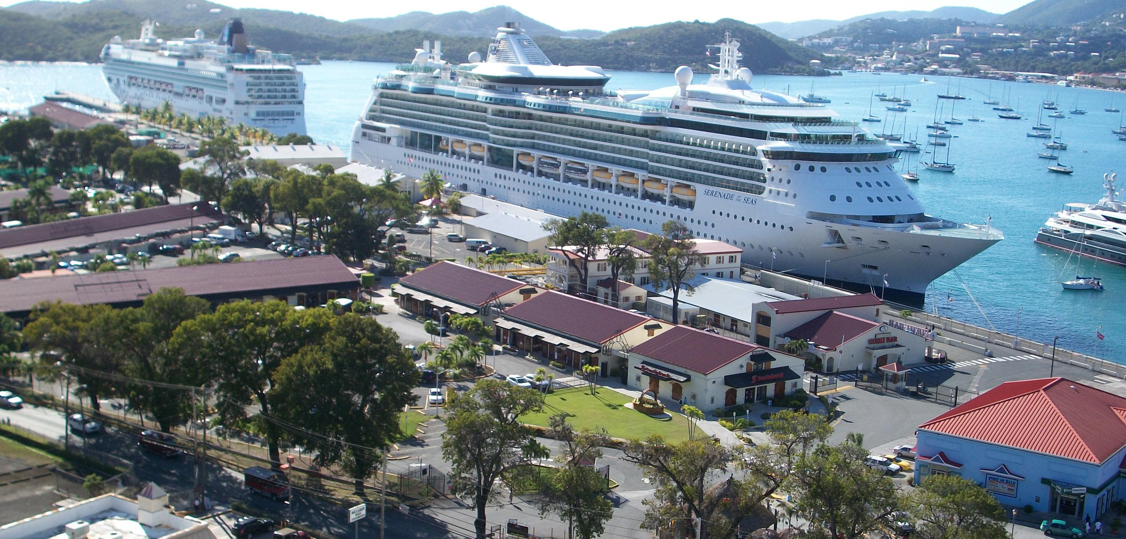 Tortola Airport Virgin Islands