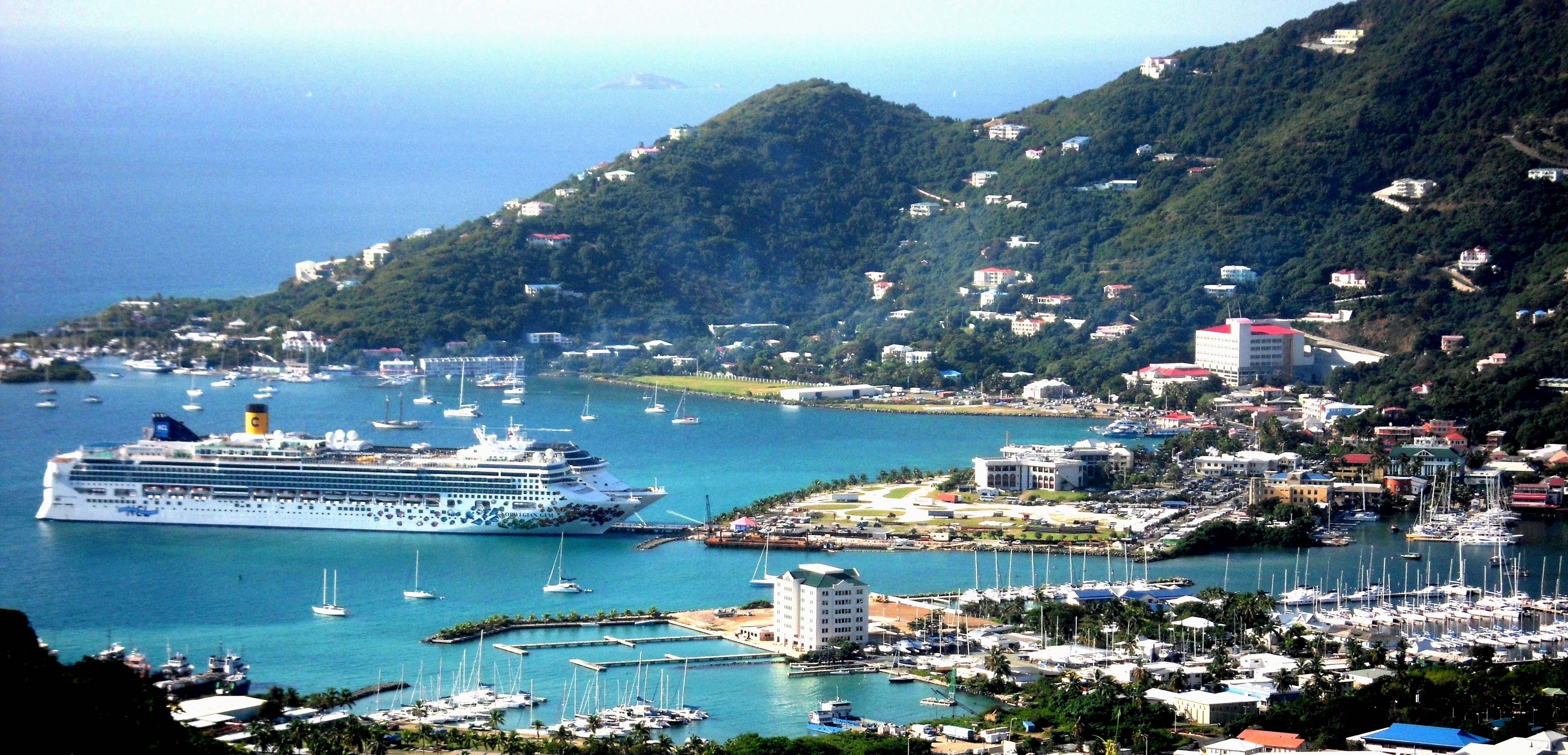 Virgin Islands Ferry Schedules
